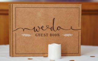 pomysły na księgę gości