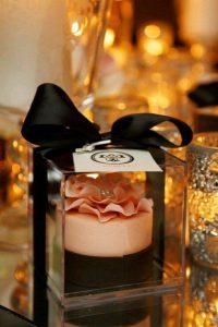 słodycze zamiast kwiatów na ślub