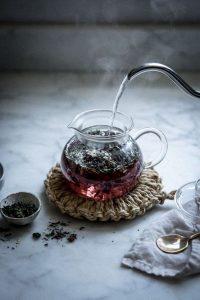 dobra herbata zamiast kwiatów na wesele