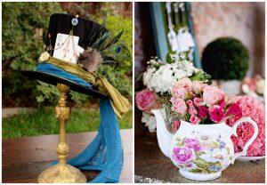 alicja w krainie czarów motyw wesela