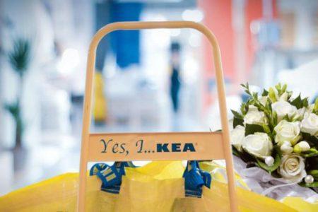 Weselne dekoracje z Ikea
