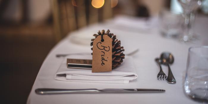 11 kreatywnych pomysłów na winietki ślubne
