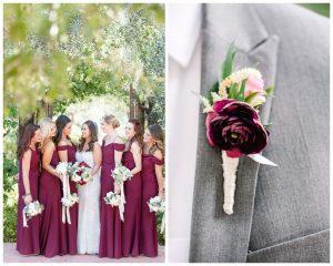 Bordowy Kolor Przewodni ślubu I Wesela Blog ślubny