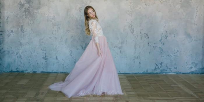 Panna Młoda w kolorze – kolorowe suknie ślubne