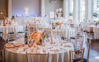 stoły na wesele