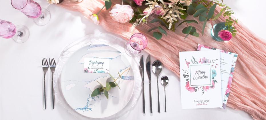 Kwiatowy motyw przewodni ślubu i wesela - zainspiruj się!