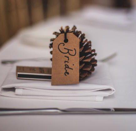 Pomysłowe winietki ślubne
