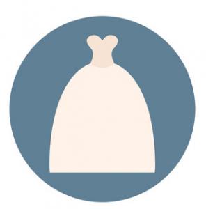 suknia ślubna pincessa