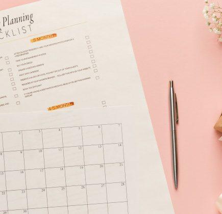 zmiana daty ślubu i wesela